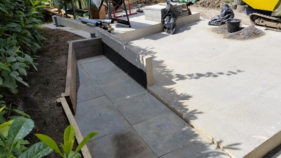Landscaping Outdoor Paving Montet Friboug